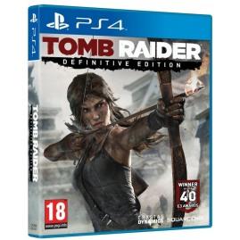 Tomb Raider Definitive Edition PL (nowa)