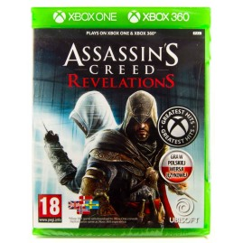 Assassin's Creed Revelations PL (nowa)
