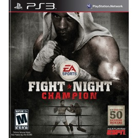 Fight Night Champion (używana)