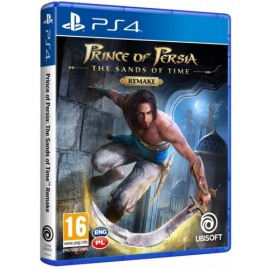 Prince of Persia Piaski Czasu Remake PL (PREMIERA 2021)