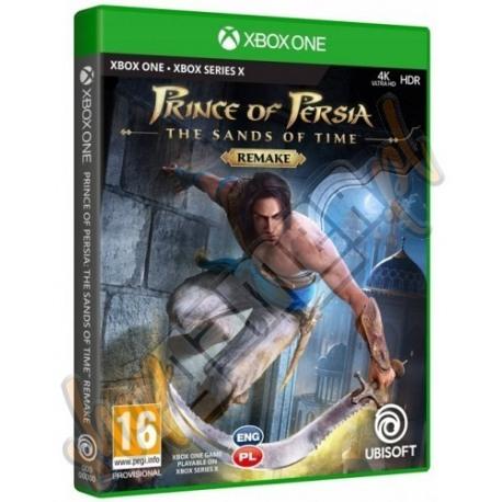 Prince of Persia Piaski Czasu Remake PL
