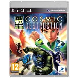 Ben 10 Ultimate Alien Cosmic Destruction (używana)
