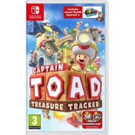 Captain Toad Treasure Tracker Switch (używana)