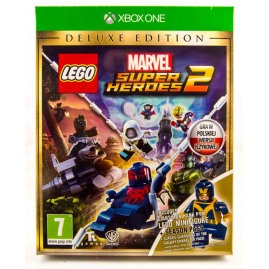 LEGO MARVEL SUPER HEROES 2 Deluxe Edition PL (nowa)