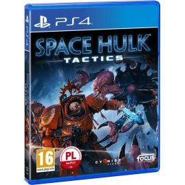 Space Hulk Tactics PL (używana)