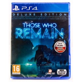 Those Who Remain Deluxe Edition PL (nowa)