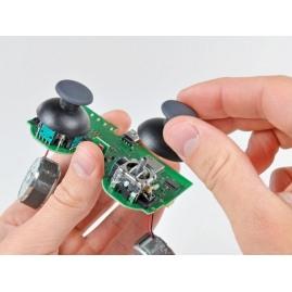 Wymiana analoga w padzie XSX XBOX ONE XBOX 360 PS5 PS4 PS3