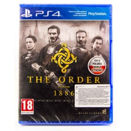 The Order: 1886 PL (nowa)