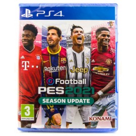 PES 2021 SEASON UPDATE (nowa)