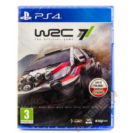 WRC 7 FIA World Rally Championship PL (nowa)