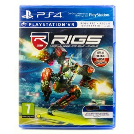 Rigs Mechanized Combat League VR PL (nowa)