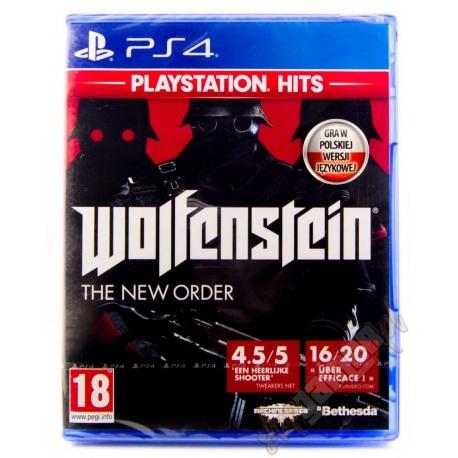 Wolfenstein: The New Order (nowa)