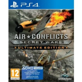 Air Conflicts Secret Wars ULTIMATE EDITION (używana)