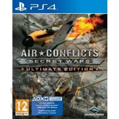 Air Conflicts Secret Wars ULTIMATE EDITION (używana)