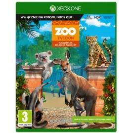 Zoo Tycoon Największa kolekcja zwierząt PL (używana)