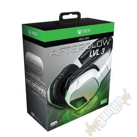 PDP Xbox One Słuchawki LvL.3 WHITE (nowe)