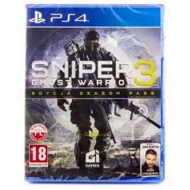 Sniper: Ghost Warrior 3 Edycja Season Pass PL (nowa)