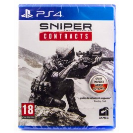 Sniper Ghost Warrior Contracts PL PS4
