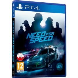 Need for Speed PL (używana)