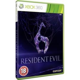 Resident Evil 6 PL (używana)