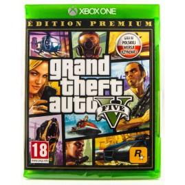 Grand Theft Auto V - Premium Online Edition PL (nowa)