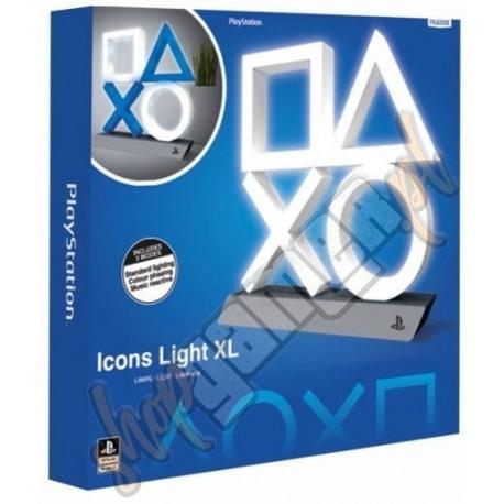 Lampka Playstation 5 Icons XL (nowa)