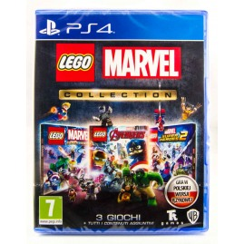 Lego Marvel Collection PL (nowa)