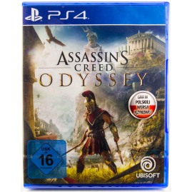 ASSASSIN'S CREED ODYSSEY PL (nowa)