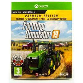 Farming Simulator 19 - Edycja Premium PL (nowa)