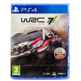 WRC 7 FIA World Rally Championship PL (używana)