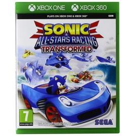 Sonic All-Stars Racing Transformed (używana)