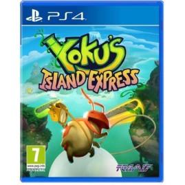 Yoku's Island Express (używana)