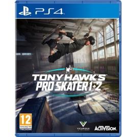Tony Hawk's Pro Skater 1+2 (używana)