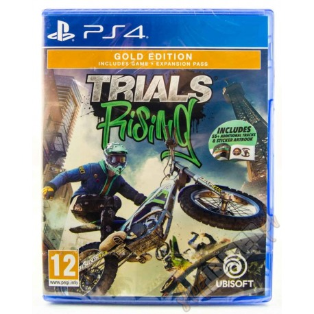 Trials Rising Gold Edition (nowa)