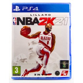 NBA 2k21 (nowa)