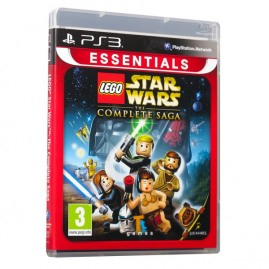 LEGO Star Wars: The Complete Saga (używana)