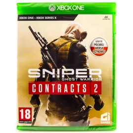 Sniper Ghost Warrior Contracts 2 PL (nowa)