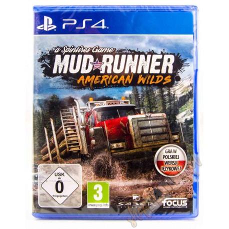 Spintires MudRunner - American Wilds PL (nowa)