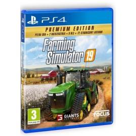 Farming Simulator 19 - Edycja Premium PL (używana)