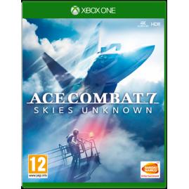 Ace Combat 7 SKIES UNKNOWNPL (używana)