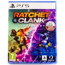 Ratchet & Clank Rift Apart PL (nowa)