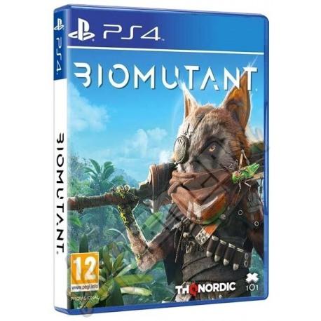 Biomutant PL PS4 PS5