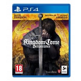 Kingdom Come Deliverance Royal Edition PL (używana)