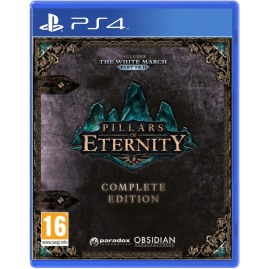 Pillars of Eternity PL (używana)
