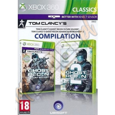 Tom Clancy's Ghost Recon Double Pack (nowa)