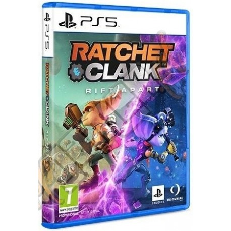 Ratchet & Clank: Rift Apart PL