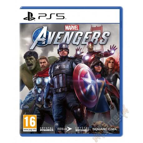 Marvels Avengers PL