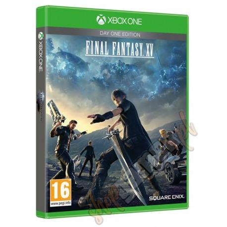 Final Fantasy XV (używana)