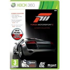 Forza Motorsport 3 (używana)