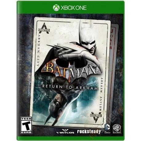 Batman: Return to Arkham (nowa)